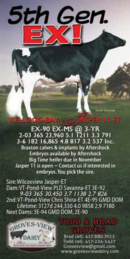 Holstein World May 2013